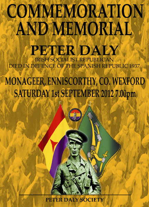September 2012 Commemoration, Wexford